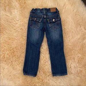 True Religion Size 4 boys jeans